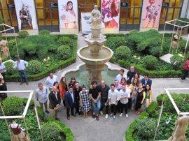 ModADN Jaén celebra en el marco de La Noche en Blanco su primer gran encuentro de creadores