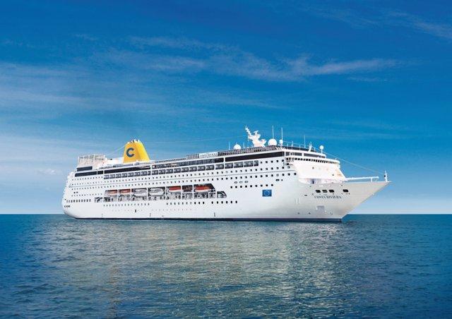 Costa Cruceros empieza a operar en el Port de Tarragona