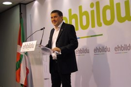 EH Bildu propone a Otegi como coordinador general de la coalición