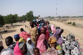 Miles de refugiados nigerianos necesitan asistencia humanitaria a su regreso al país, según ACNUR