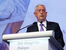 """Mattis afirma que el sistema de misiles THAAD es la solución a la amenaza """"real"""" que representa Corea del Norte"""