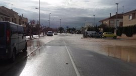 La Región de Murcia estará este domingo en alerta amarilla por lluvias y tormentas