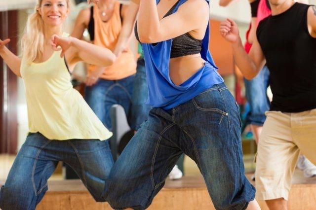 Bailar, ritmo