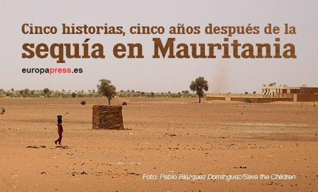 Cinco historia, cinco años después de la sequía en Mauritania
