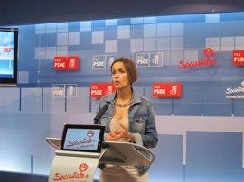 "Chivite afirma que el ""objetivo último"" del PSN ""es gobernar Navarra"""