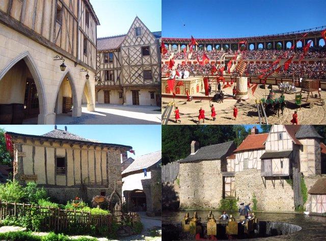 Montaje Puy Du Fou