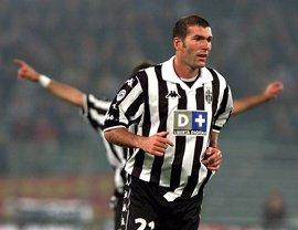 Zidane ante la Juventus que le catapultó