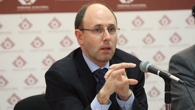 El jurista de la Comisión de Venecia Josep Maria Castellà.