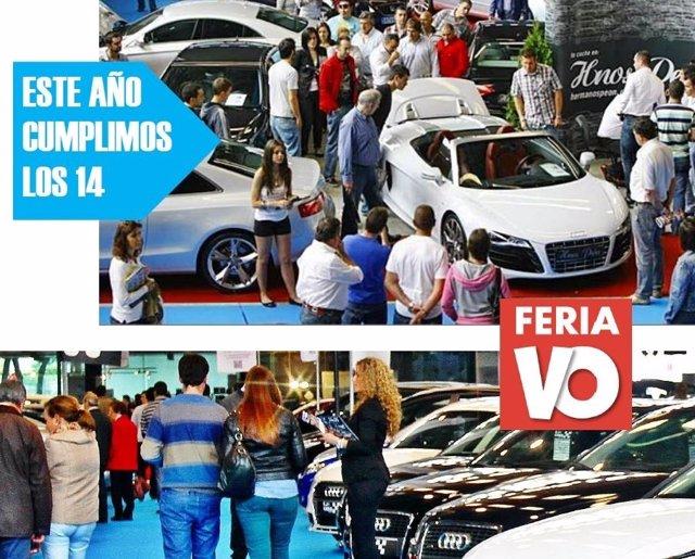 14 Feria Del Vehículo De Ocasión De Asturias.