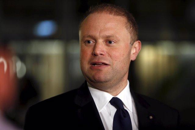 El primer ministro de Malta, Joseph Muscat
