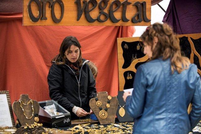 Feriaartesanía abre sus puertas este domingo en Barbastro.