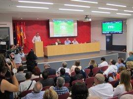 Rubén Antoñanzas, nuevo presidente del PR+ con el apoyo del 90,9 por ciento de los votos emitidos