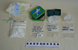 Un detenido por tráfico de drogas en El Lauredal (Gijón)