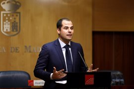 """Aguado insta a Rajoy a reflexionar sobre el futuro de Catalá porque no es """"idóneo"""" para ser ministro de Justicia"""