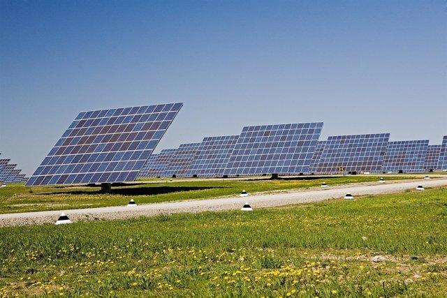 Planta fotovoltaica de Acciona en Portugal
