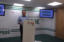 """PSOE-A critica que Rajoy """"sigue empeñado en expulsar"""" a estudiantes de las universidades andaluzas"""