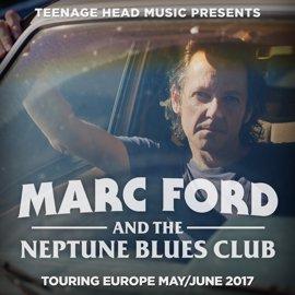El guitarrista estadounidense Marc Ford presenta su último disco en el Centro Niemeyer este sábado