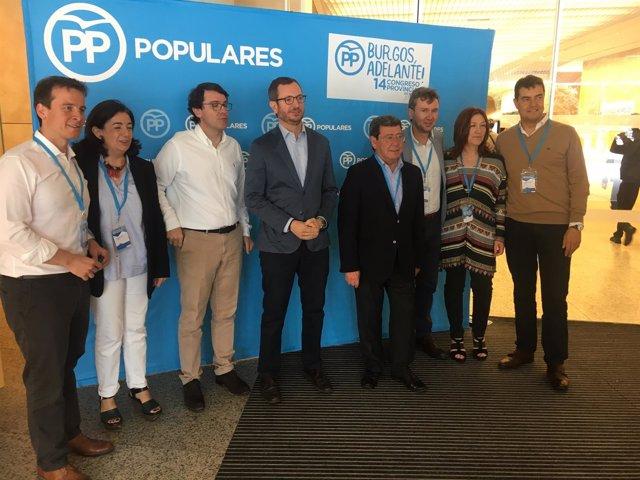 César Rico elegido presidente del PP de Burgos
