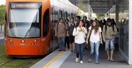 Más de 1.400 millones de viajeros cogen el metro de València y el TRAM de Alicante en los 30 años de FGV