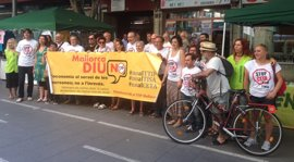 La plataforma NO al TTIP se concentra este sábado en la Feria del Medio Ambiente en Blanquerna