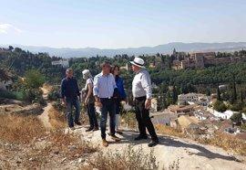 """Ciudadanos exige soluciones a la """"ocupación ilegal"""" de las cuevas del Albaicín de Granada"""