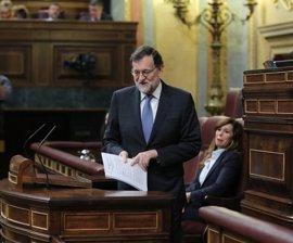 Rajoy felicita al nuevo primer ministro de Macedonia por su investidura