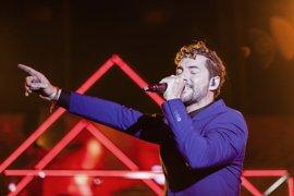 9.000 personas asisten al concierto de inicio de gira de David Bisbal en Almería