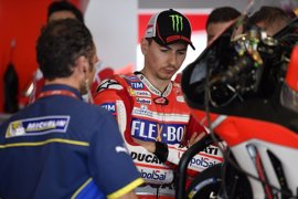 """Lorenzo: """"Somos mucho más competitivos en ritmo que a una vuelta"""""""