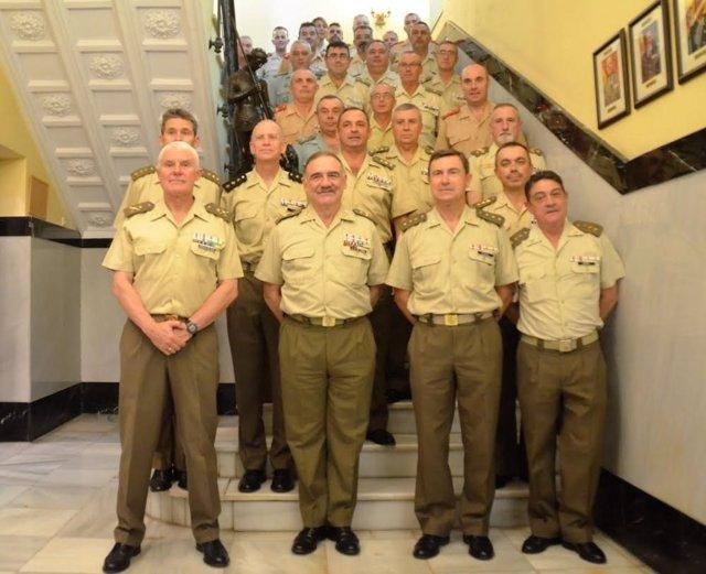 Militares en Melilla