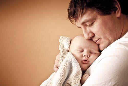 El cerebro de los padres cambia con la llegada de un niño