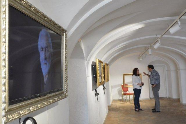 Exposición 'Mar de fondo', de Pedro Sara