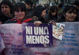 Argentina registra más de un centenar de feminicidios en lo que va de año