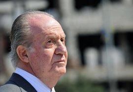 """El Rey Juan Carlos dice que el Real Madrid es un """"orgullo"""" para España y confía en la duodécima"""