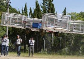 Presentado el coche volador que podría encender la llama olímpica en los Juegos Olímpicos de Tokio 2020