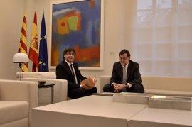 Puigdemont, dispuesto a debatir cara a cara con Rajoy sobre el referéndum en el Congreso