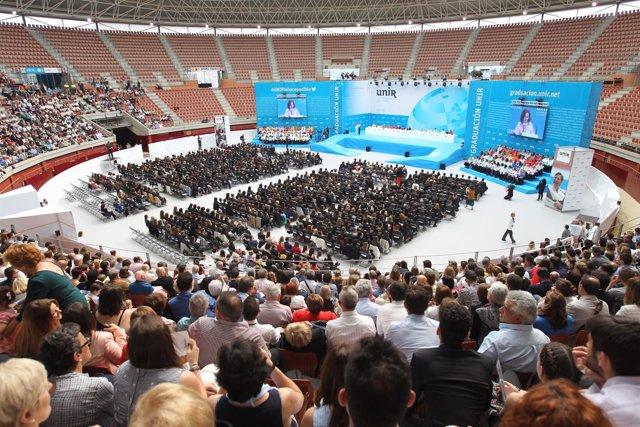 Graduación UNIR