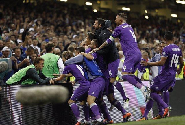 El Real Madrid, campeón de Europa por 12ª vez