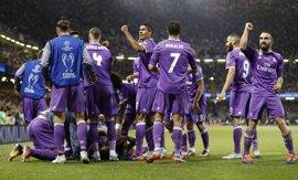 El Real Madrid, primer campeón que repite bajo formato 'Champions'