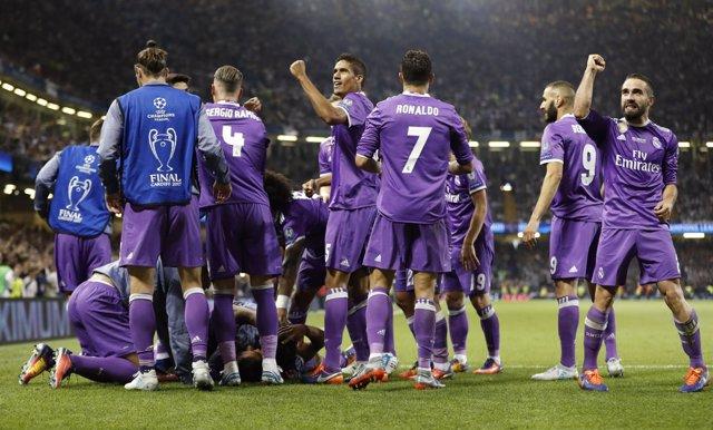 El Real Madrid, campeón de Europa por 12º vez