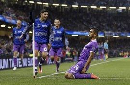 El Real Madrid mantiene su buena racha en las finales