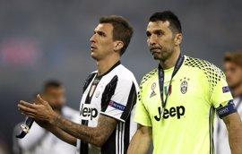 """Buffon: """"El Real Madrid impuso su actitud para ganar estos partidos"""""""