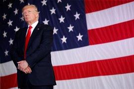 Trump aprovecha los sucesos de Londres para insistir en la aprobación de su veto de desplazamiento