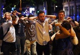 Imágenes y vídeos del atentado terrorista de Londres