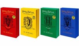 Harry Potter celebra sus 20 años con una edición especial de cada casa de Hogwarts