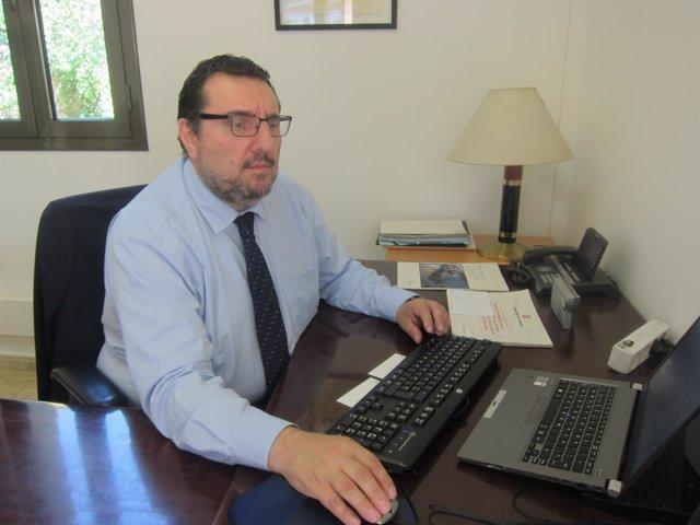 El presidente del Consell Català de Formació Professional, Jordi Ficapal