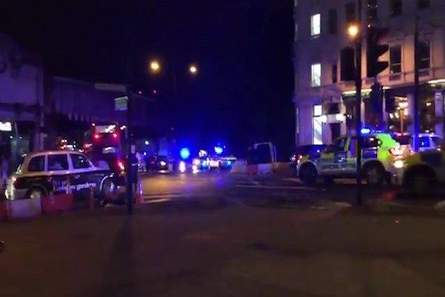 Al menos siete muertos y 48 heridos en ataque terrorista Londres
