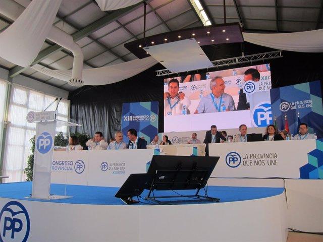 Arranque del congreso provincial del PP de Badajoz