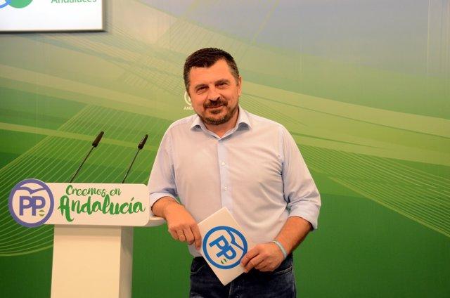 """[Comunicación Pp Andaluz]Comunicado Pp Andaluz+Audio+Fotos. Martín: """"Andalucía N"""