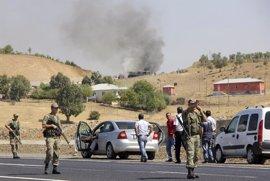 Ocho miembros del PKK muertos en una operación militar en el este de Turquía