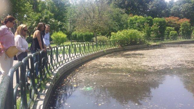 Nota Fotos Parque De Los Príncipes